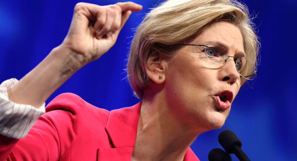 Elizabeth Warren Seems Confused