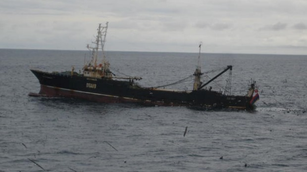 NZ Finally Gets Tough on Foreign Fishing Vessels