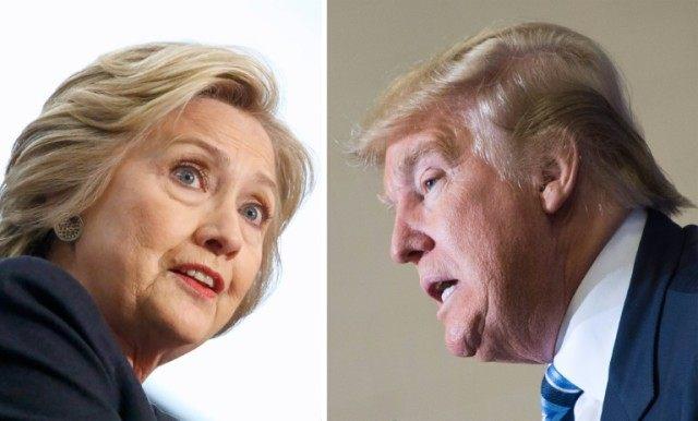 Trump Beats Clinton in the Polls