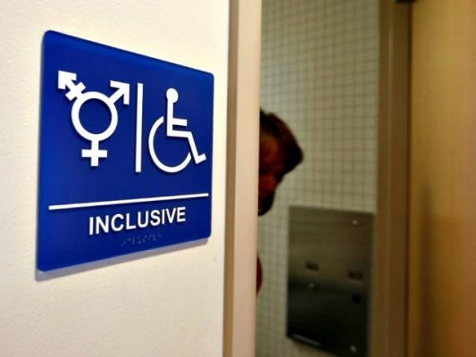 Boys and Girls Together in the Bathrooom – Obama Makes it So