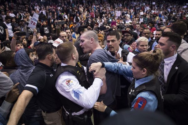 Trump Blamed Unfairly for Democratic Protesters' Violence
