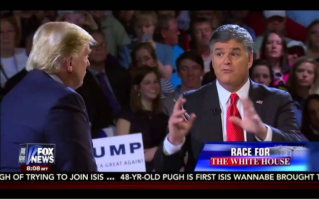 Solutions to Terrorism – Fox's Hannity Interviews Trump