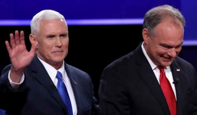 Why Mike Pence Won the VP Debate