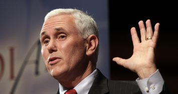 Mike Pence's Joke on Obamacare and Samsung