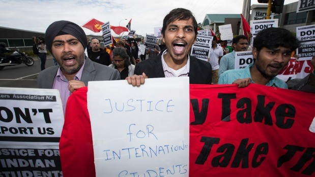 Indian Students Coming to NZ Fake Their Exams – Now New Zealand Residents